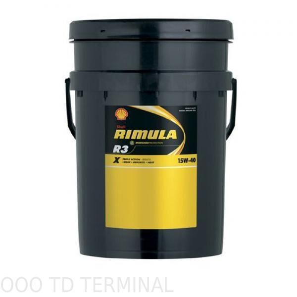 Shell Rimula R6 Lm Sae 10W 40